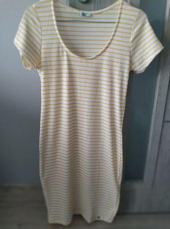 Nowa sukienka paski prążek rozm.xs pasuje również na s,m,l