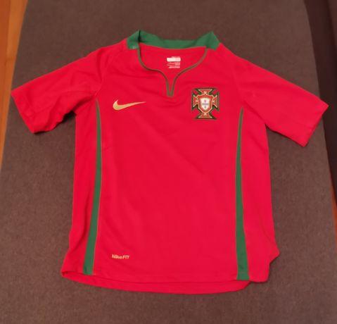 Camisola Nike PORTUGAL criança 6-8 anos