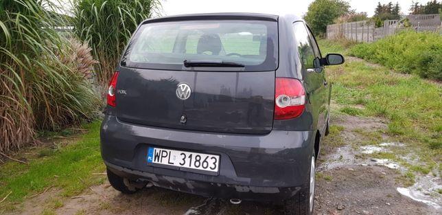 Volkswagen Fox 1.2 benzyna 2006