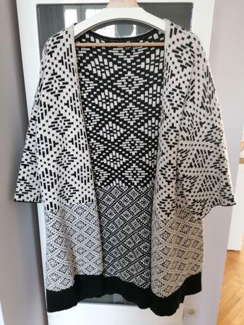 Blezer/sweter damski oversize H&M (rozmiar z metki S)
