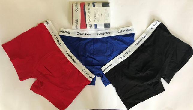 Bokserki 3pak Hugo Boss PHILIPP PLEIN Calvin Klein TH od 35zł