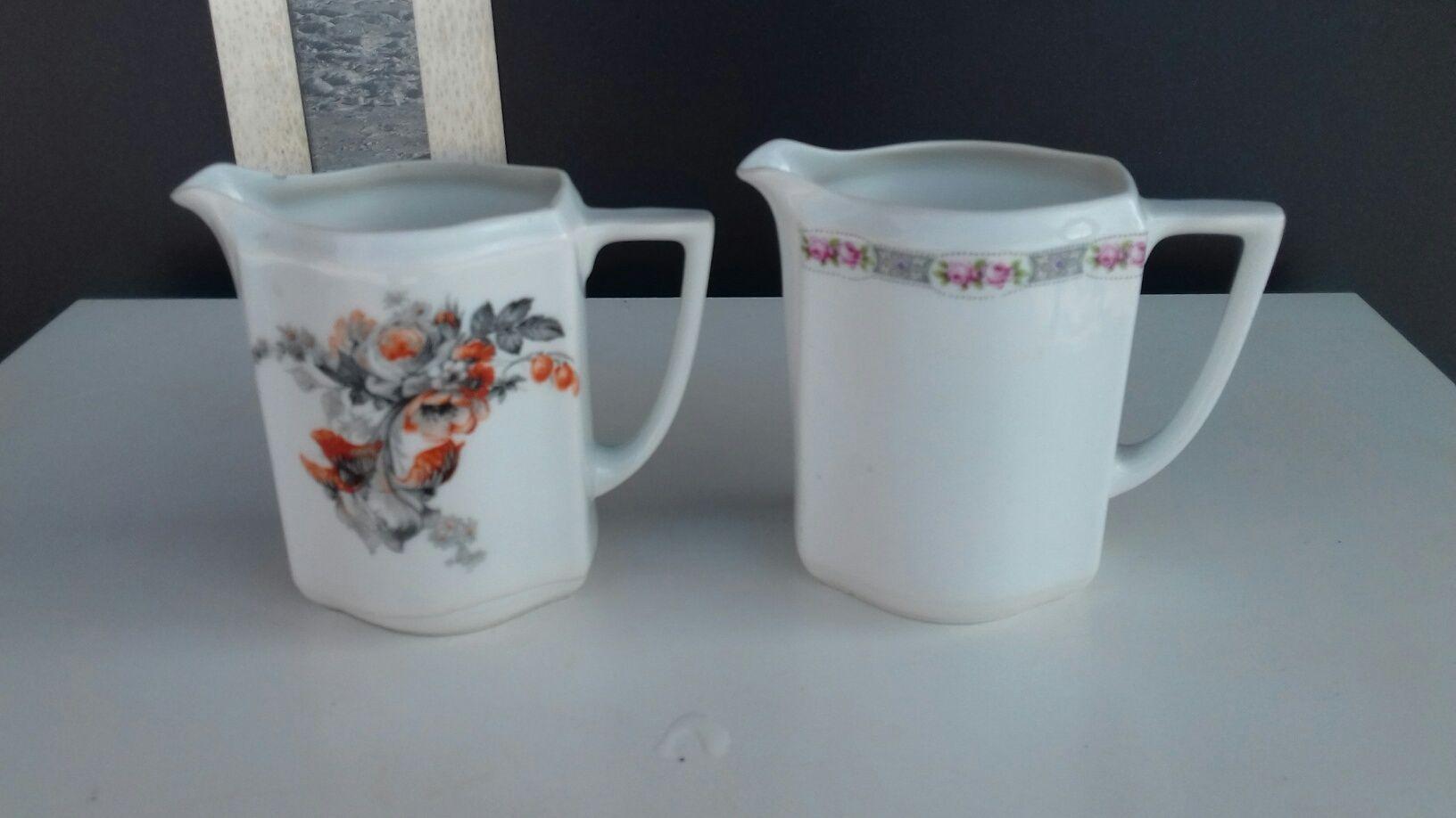 Porcelana Ćmielów/Mlecznik Lwów/Przedwojenny
