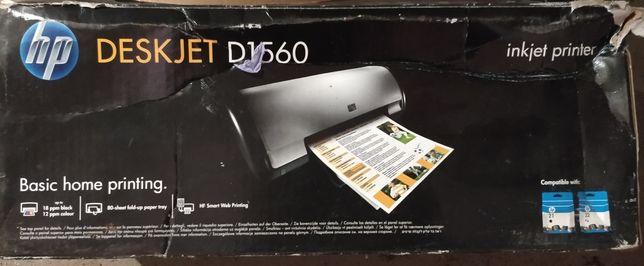 Drukarki HP discjet 3940 i D1560
