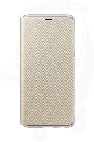 Obudowa Samsung Galaxy A8 (2018) Neon Flip Cover - Illuminated Edge