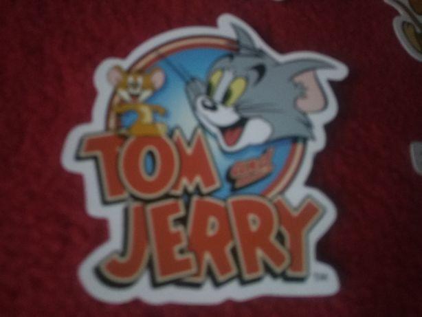 50 sztuk naklejki Tom i Jerry kot i mysz