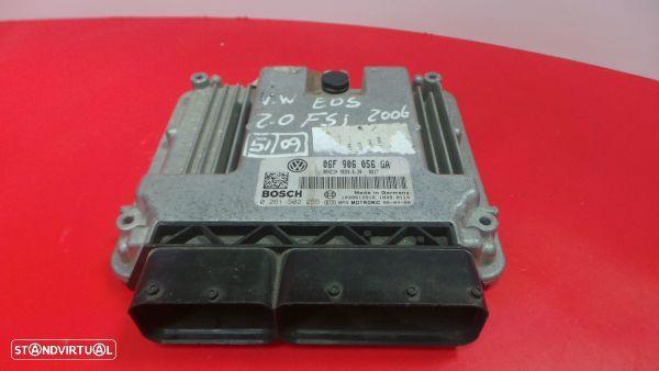 Centralina Do Motor | Ecu Volkswagen Eos (1F7, 1F8)