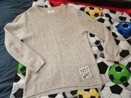 Zara sweter 140