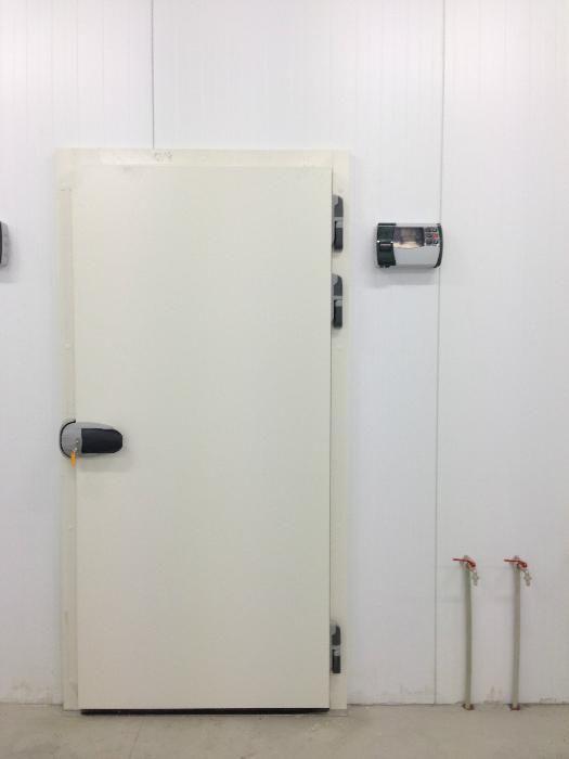 Drzwi do chłodni, mroźni. Drzwi chłodnicze, mroźnicze. Sępólno Krajeńskie - image 1