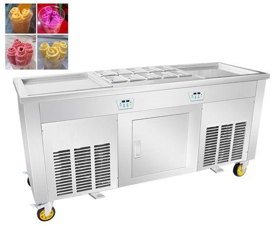 Maszyna do lodów tajskich IC600