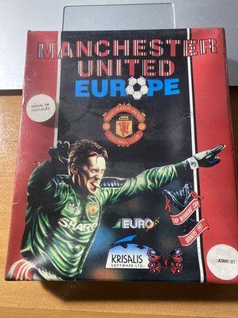 Jogo Atari Manchester United ( novo na caixa )