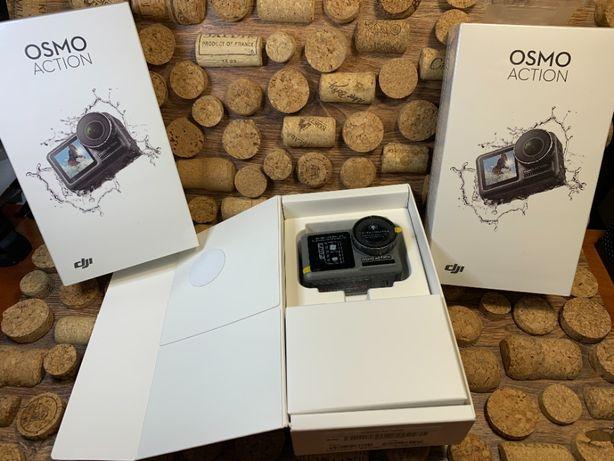 DJI Osmo Action, Крутая экшн камера!