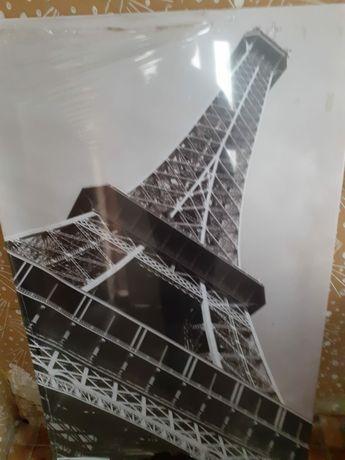 Obraz / Fotoobraz Wieża Eiffla
