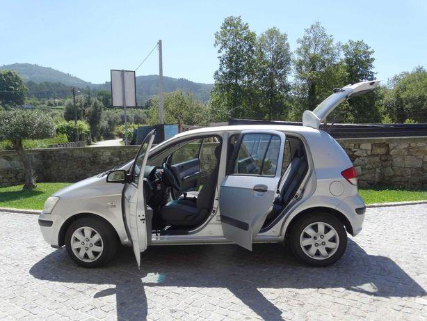 Hyundai Getz - muito económico