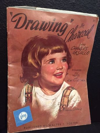 Revista 'Drawing in charcoal' 51