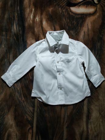 Рубашка на 6 месяцев