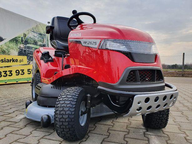 """Marcinkowscy"" Orginalny traktor kosiarka Honda 2625 Premiera 2021"