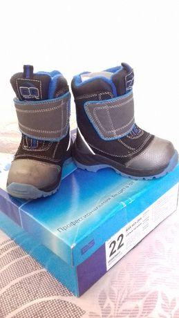 Зимові термо черевики B&G зимние ботинки