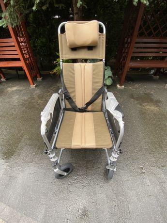 Wózek inwalidzki rozkładany nowy