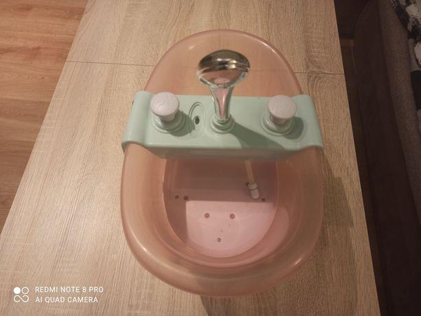 BABY BORN interaktywna wanna dla lalki prysznic