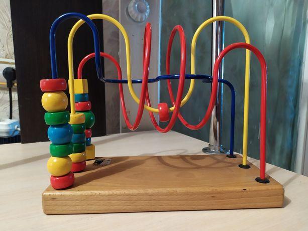 Лабиринт, игрушка, розвивалка