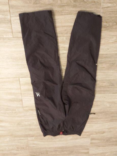 Spodnie HAGLOFS trekingowe WOMEN windstopper rozmiar m