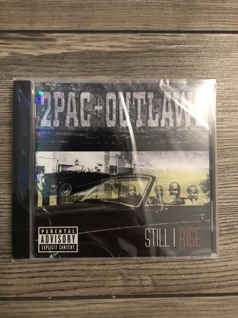 Płyta 2 Pac + Outlawz