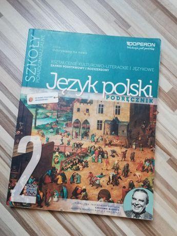 Kształcenie kultyrowo literackie i językowe język polski 2
