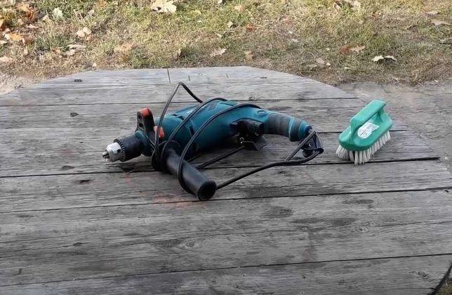 Дрель шуруповерт HYUNDAI D 850 850Вт