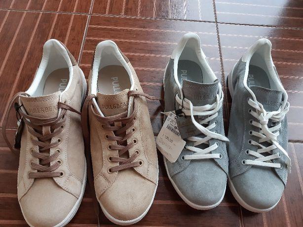 Фирменные новые мужские туфли, натуральная телячья кожа-43 р.