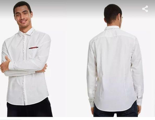 DESIGUAL мужская рубашка оригинал