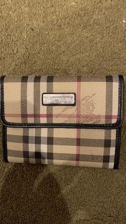Burberry кошелёк(ключница,портмоне)