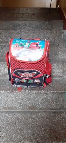 Plecak dla chlopca Samoloty
