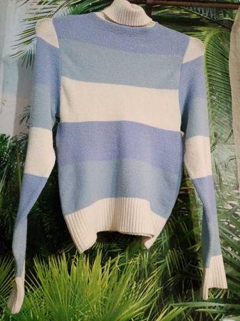 свитер женский новый тёплый зимний zara bershka h&m stradivarius