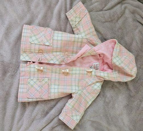 Kurtka płaszczyk niemowlęcy Next 3-6m