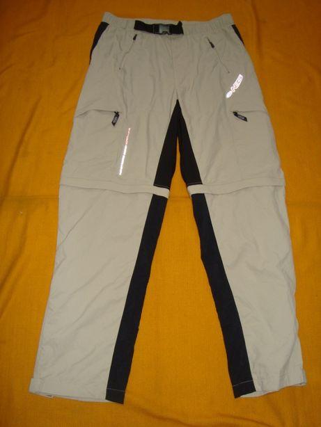 spodnie sportowe Northweve -2 w 1-techniczne -Nowe Super