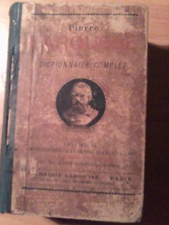 Dictionnaire Complet Pierre Larousse edª1905