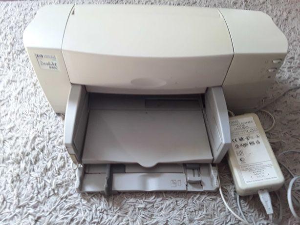 Drukarka atramentowa HP 840c