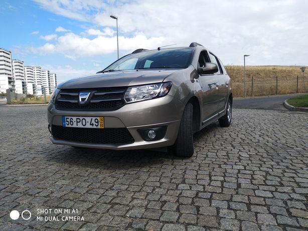 Dacia Logan MCV econômico, bom estado