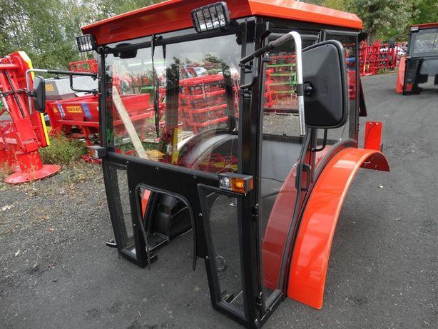 kabina ciągnikowa C330 C330-TUR C360 MF 235 255 T25 kombajn mtz rusek