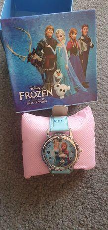 Nowy zegarek Frozen Kraina Lodu pudełko prezent