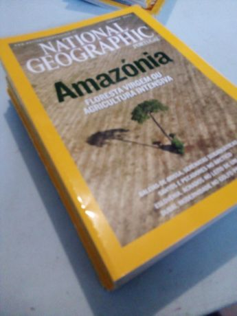 National Geographic Portugal - Revistas de 2002 a 2011