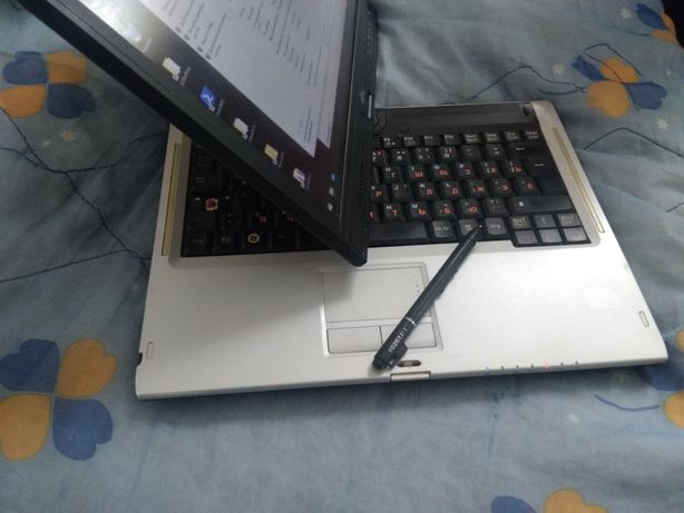 Fujitsu Siemens lifebook t900 для дизайнеров и не только