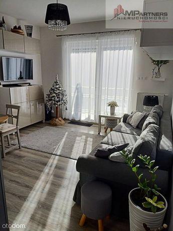 Mieszkanie 39,86m² z ogródkiem 36m²/Nowe Złotno/