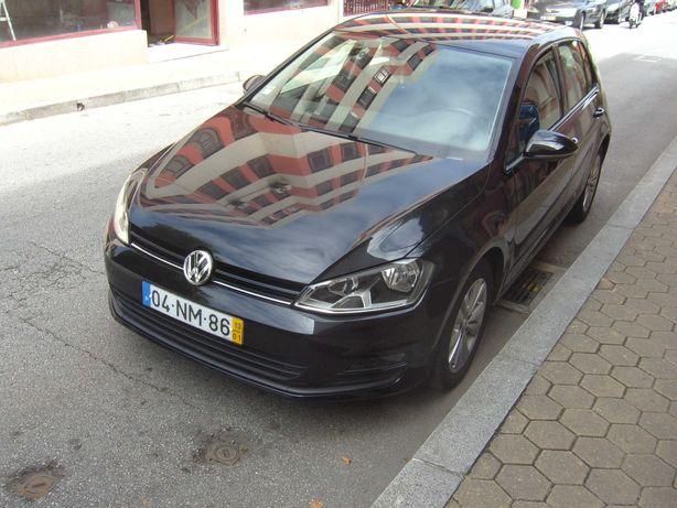 VW Golf 7 TDI 2013