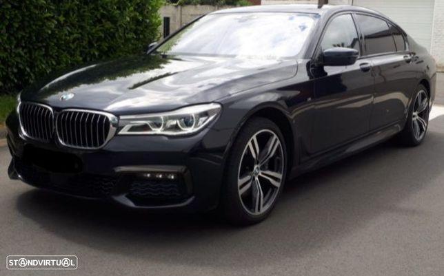 BMW 750 Ld xDrive Pack M