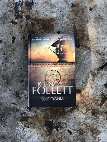 Słup ognia - Ken Follett