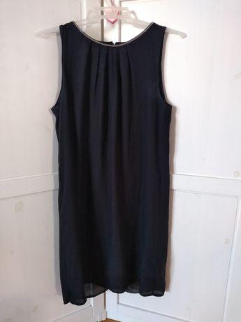 Sukienka h&m 38 trapezowa