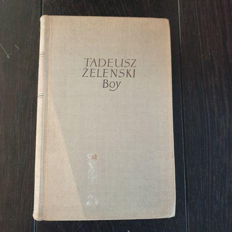 Tadeusz Żeleński Boy Brązownicy