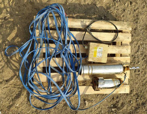 Pompa głębinowa Omnigena części