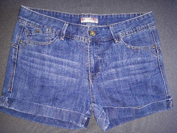 Szorty, jeansy, spodenki Springfield r.44